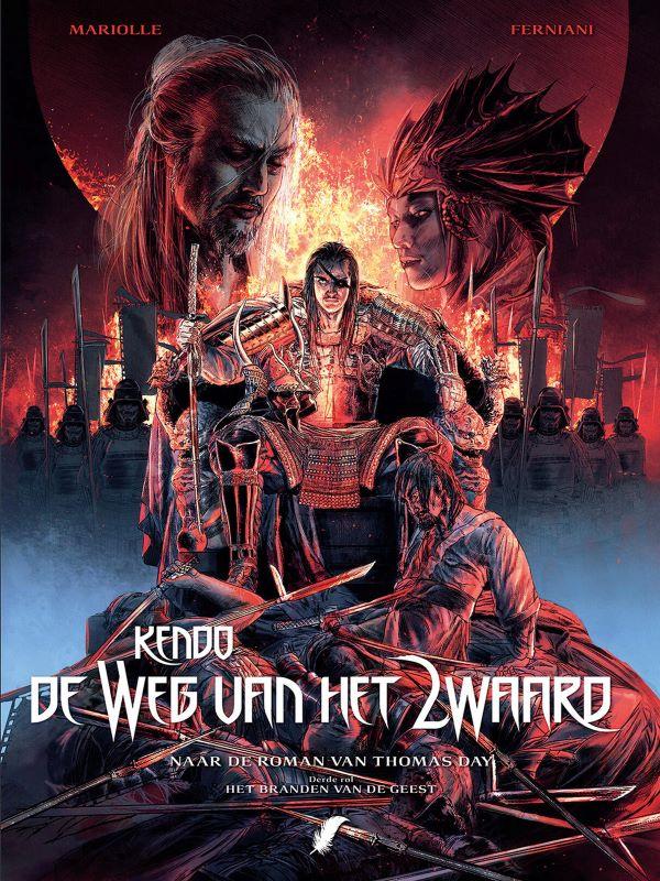 Kendo: De weg van het zwaard 3- Het brenden van de geest