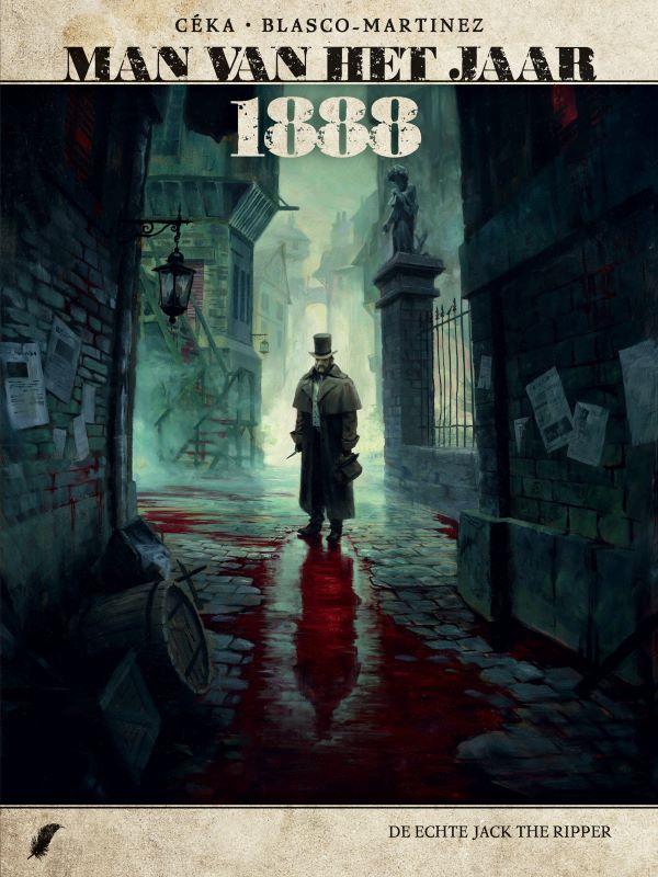 Man van het Jaar 13- 1888: De Echte Jack The Ripper