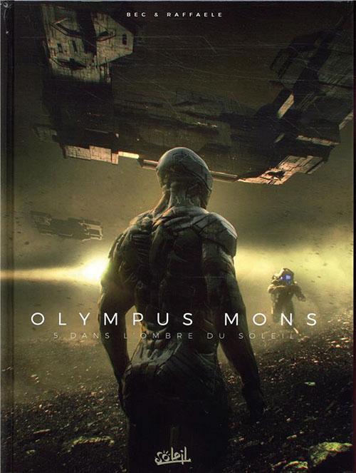 Olympus Mons 5- In de Schaduw van de Zon