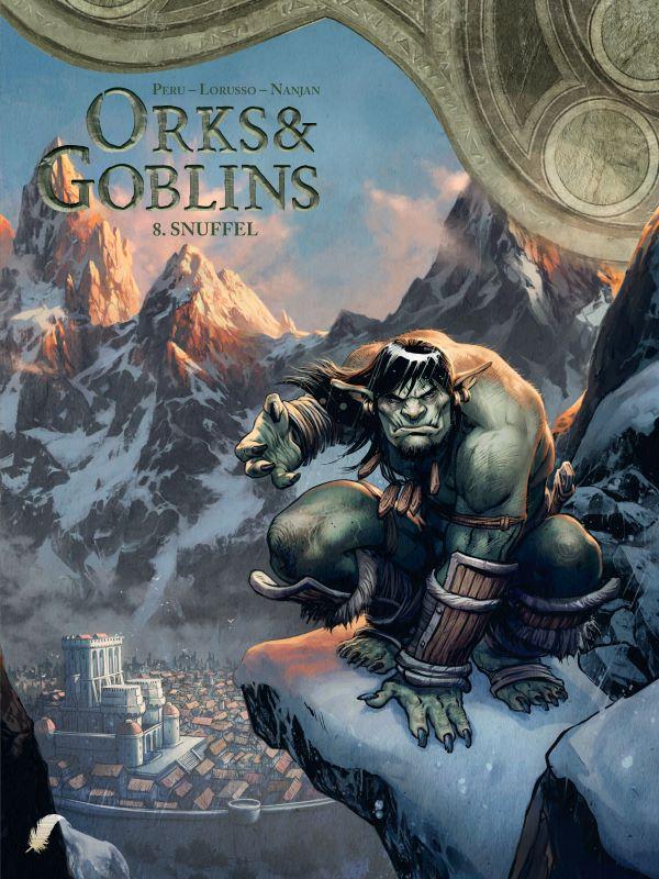 Orks & Goblins 8- Snuiver