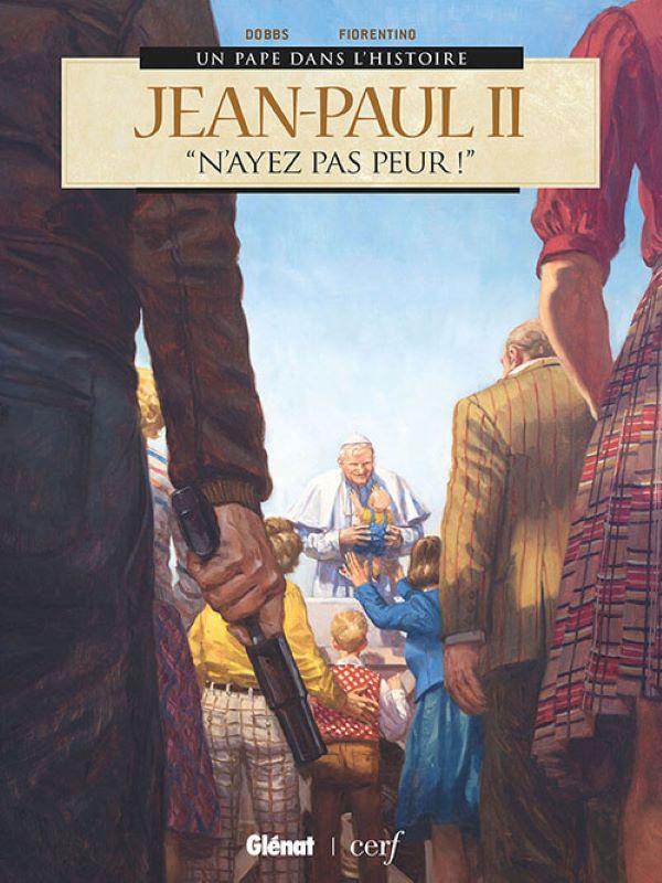 """Een Paus in de Geschiedenis 3- Johannes Paulus II: """"Wees niet Bang!"""""""