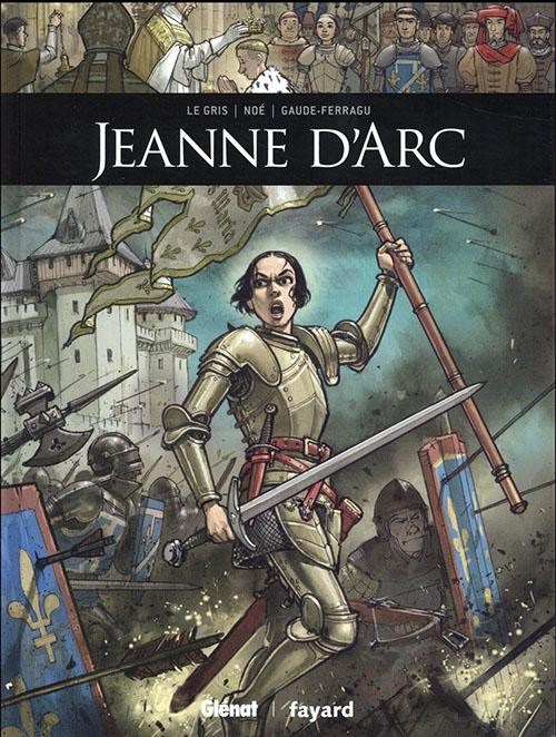 Zij Schreven Geschiedenis- Jeanne d'Arc