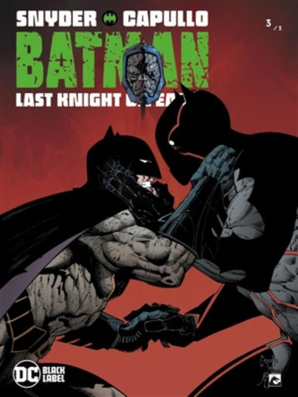 Batman, Last Knight on earth 3