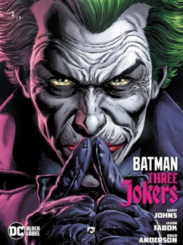Batman Three jokers 2