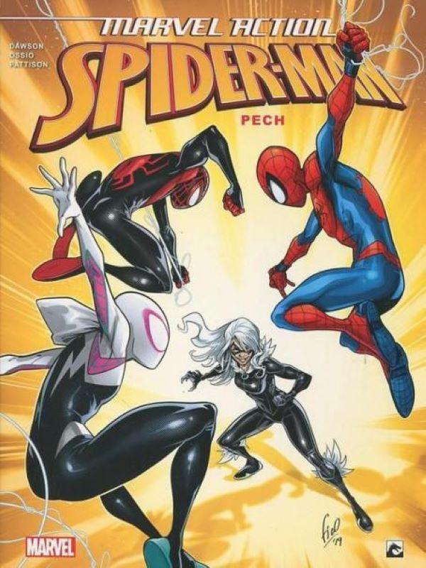 Spider-man- Pech