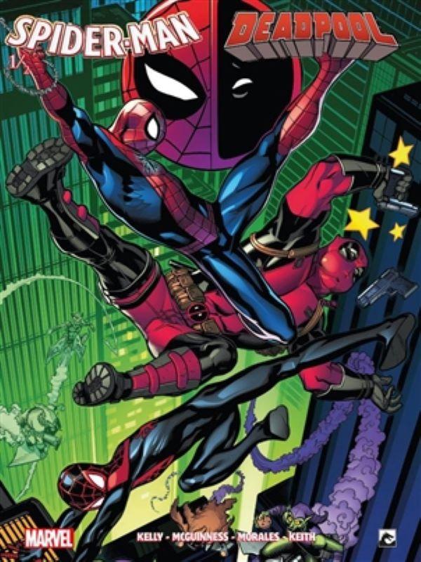 Spiderman- Deadpool 1