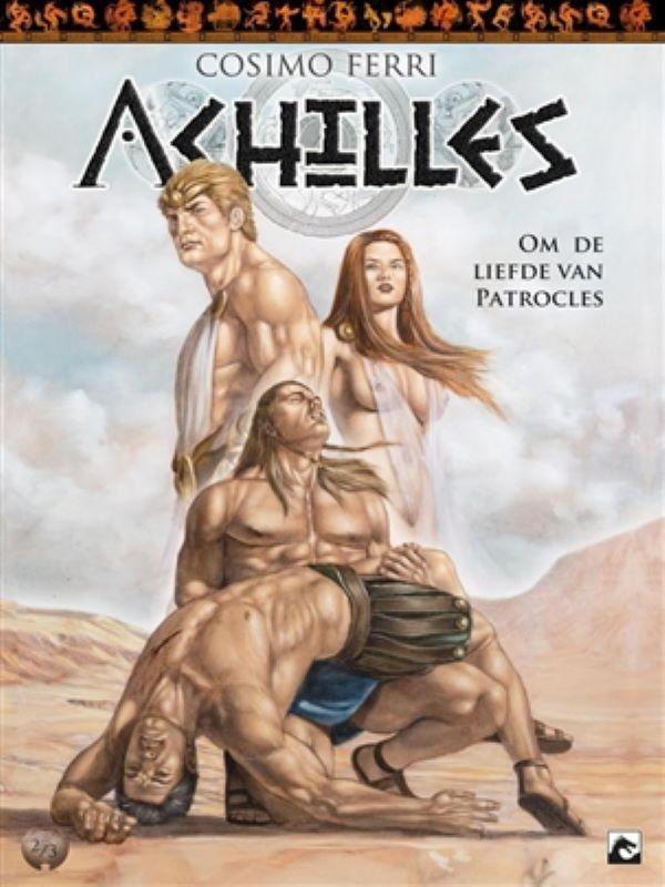 Achilles 2- Om de liefde van Patrocles