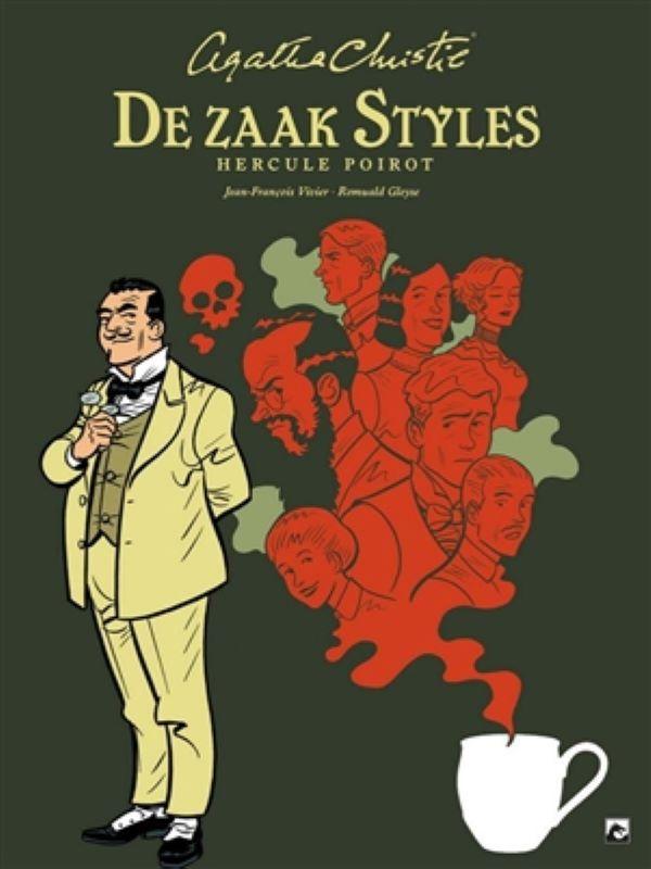 Agatha Christie 7- De zaak styles