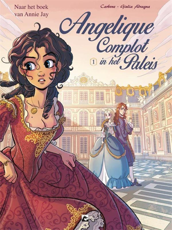 Angelique, Complot in het paleis- deel 1