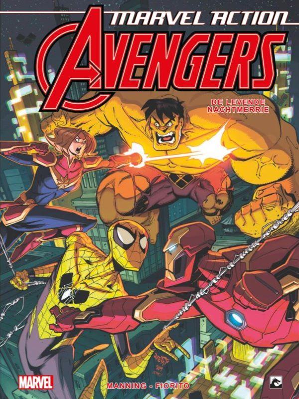 Avengers 4- Levende nachtmerrie