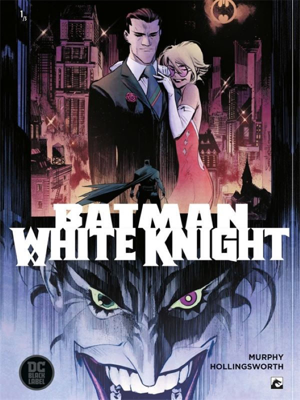 Batman 1- White Knight