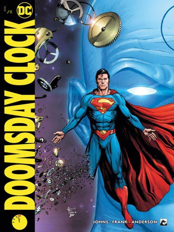 Doomsday Clock deel 1