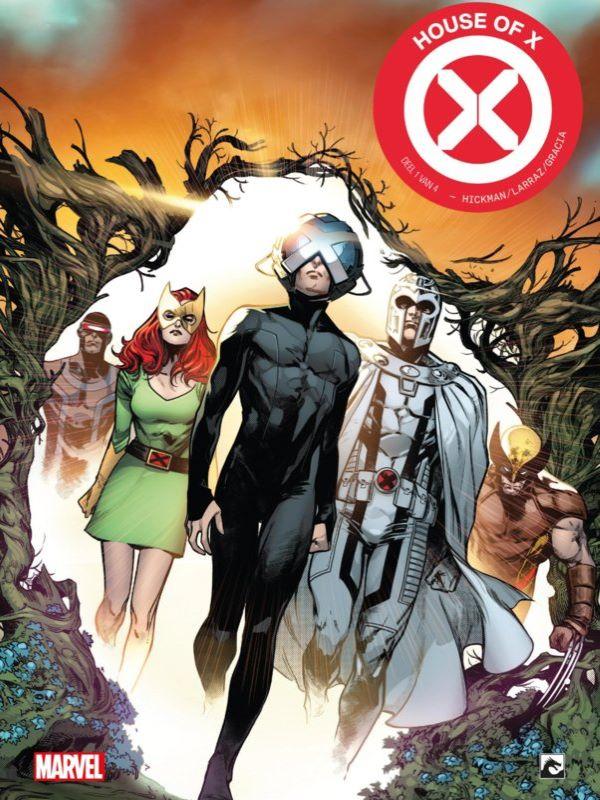 House of X / Powers of X deel 1
