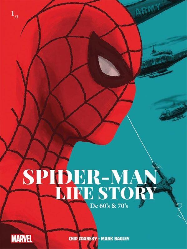 Spider-man Lifestory 1- De 60's & 70's