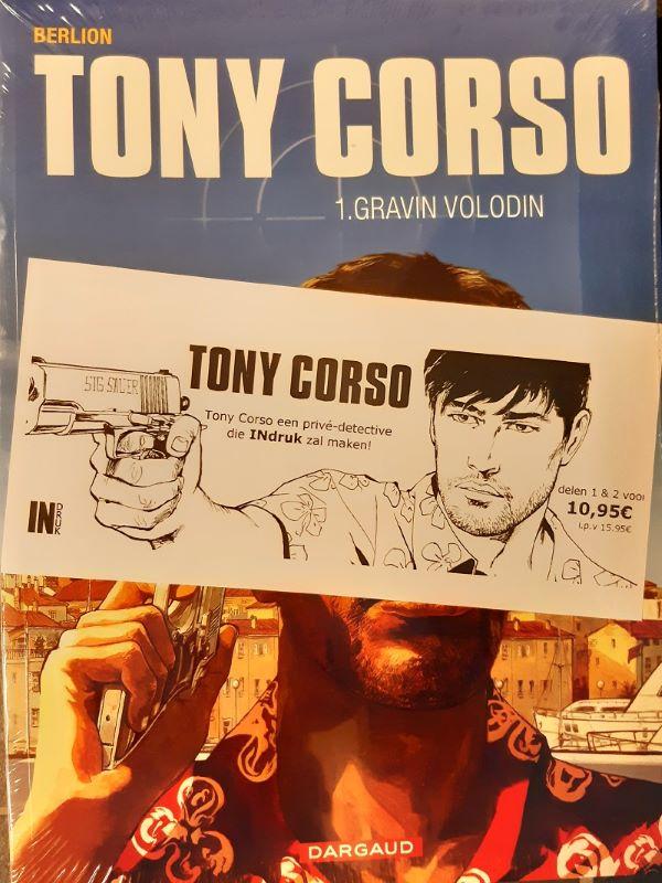 Tony Corso Promopakket