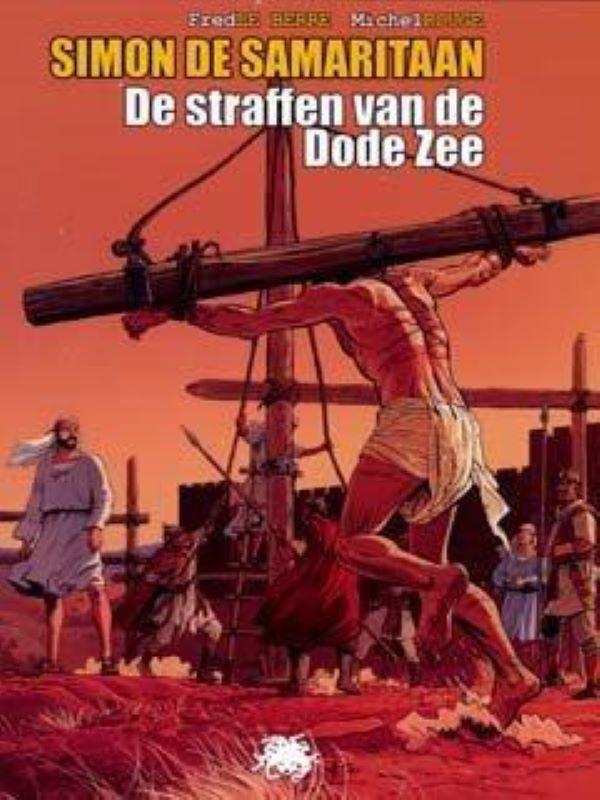 Simon de samaritaan 2- De straffen van de dode zee