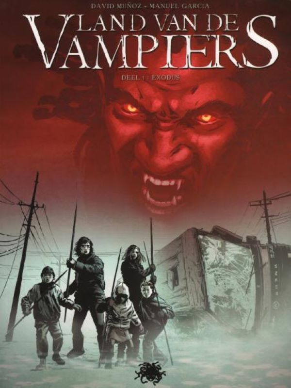 Land van de vampiers 1- Exodus