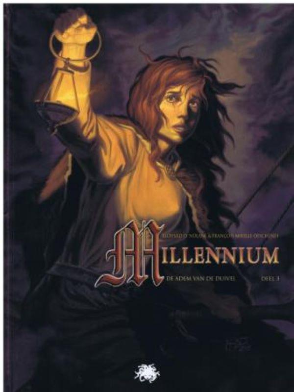 Millennium 3- De adem van de duivel