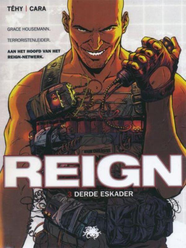 Reign 3- derde eskader