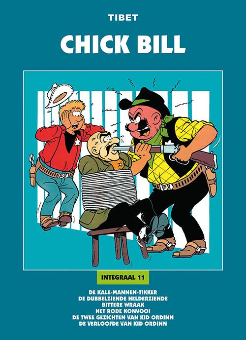 Chick Bill- integraal 11