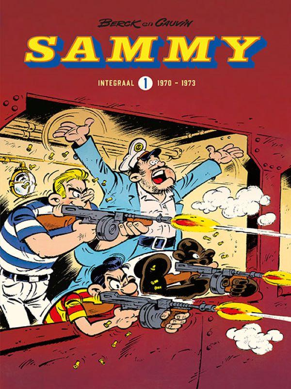 Sammy integraal 1: 1970 - 1973