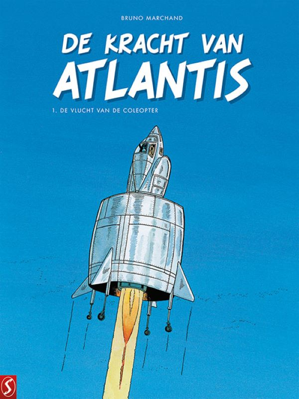 De kracht van Atlantis 1- De vlucht van de Coleopter
