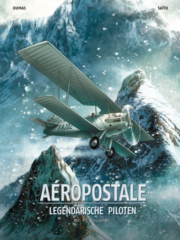 Aeropostale 1- Guillaumet