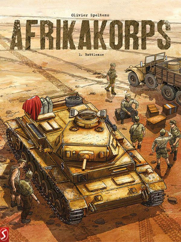 Afrikakorps 1- Battleaxe