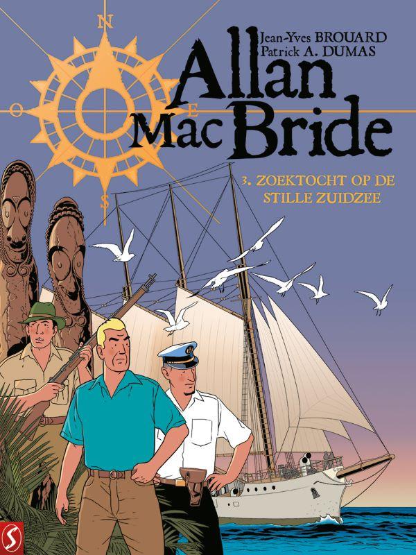 Allan Mac Bride 3- Zoektocht in de Stille Zuidzee