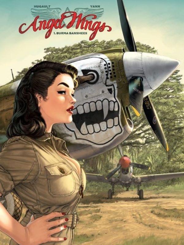 Angel Wings 1- Burma banshees