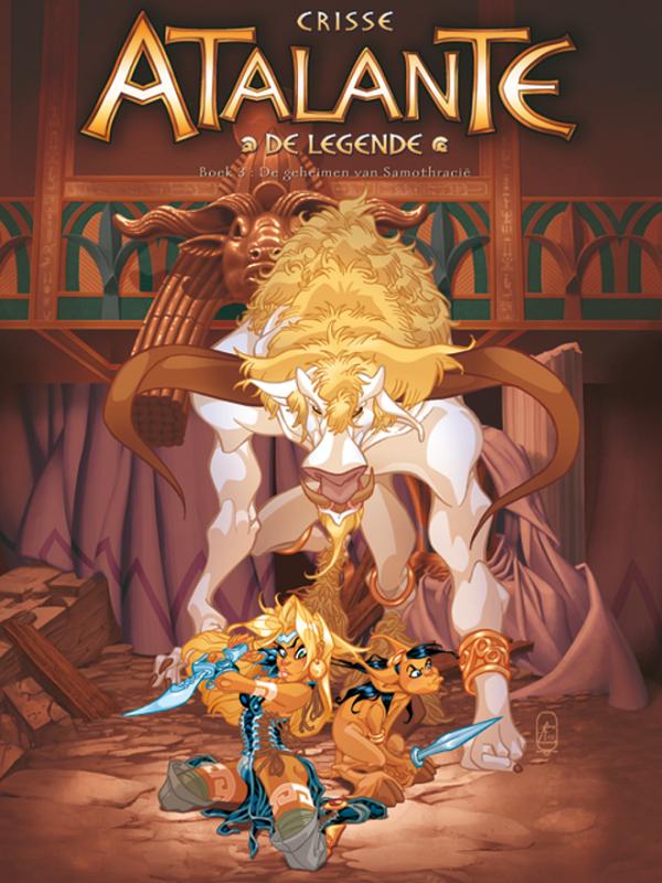 Atalante, de legende 3- De geheimen van Samothracië
