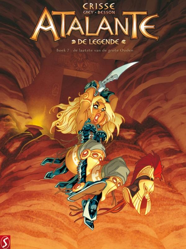 Atalante, de legende 7- De laatste van de grote ouden
