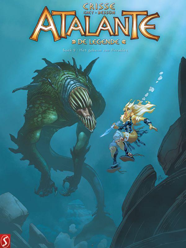 Atalante, de legende 9- Het geheim van Herakles