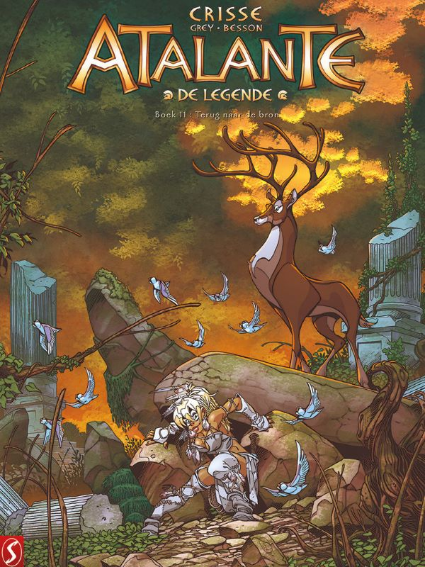 Atalante, de legende 11- Terug naar de bron