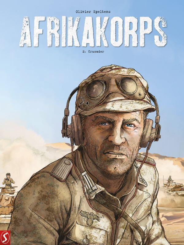 Afrikakorps 2- Crusader