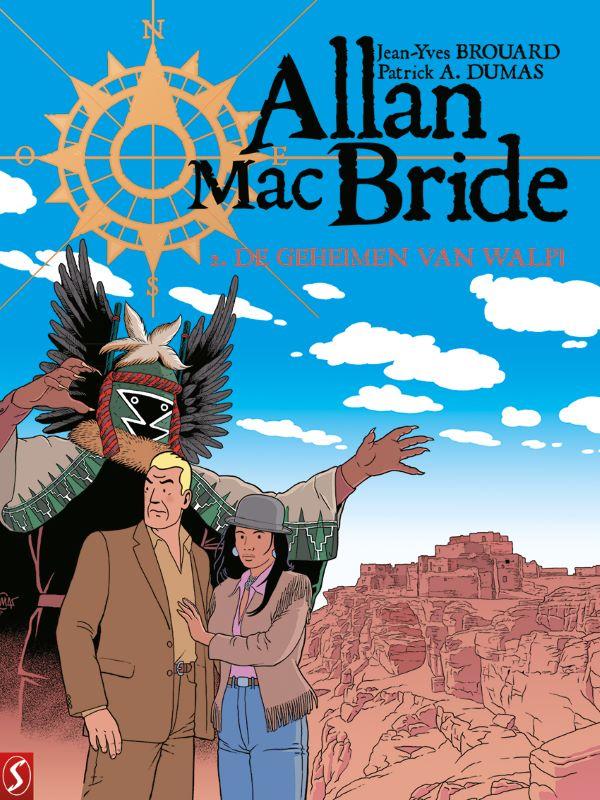Allan Mac Bride 1- De Odyssee van Bahmes