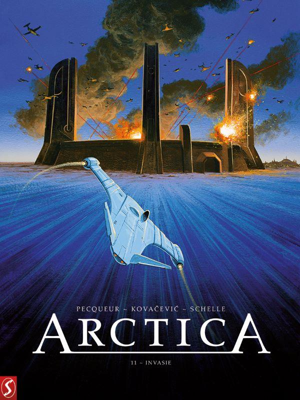 Arctica 11- Invasie