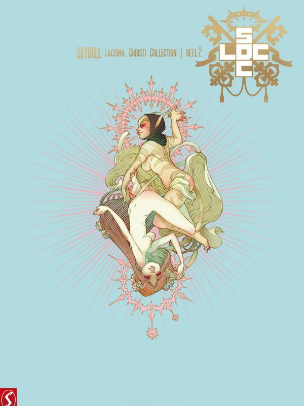 Sky Doll- Lacrima Christi - collection 2